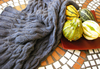 "Anleitung Wendeschal/Pattern reversible shawl ""Wicker Basket"" Rimu DK"
