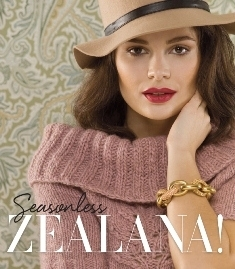 Zealana Seasonless, 11 Modelle / Pattern in english